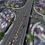 Công trình xây dựng bổ sung Nút giao khác mức (Cầu vượt Gò Mây) tại giao lộ Quốc lộ 1/đường Lê Trọng Tấn/đường Nguyễn Thị Tú